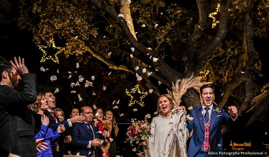 La boda de Alejandro y Raquel en Toledo, Toledo