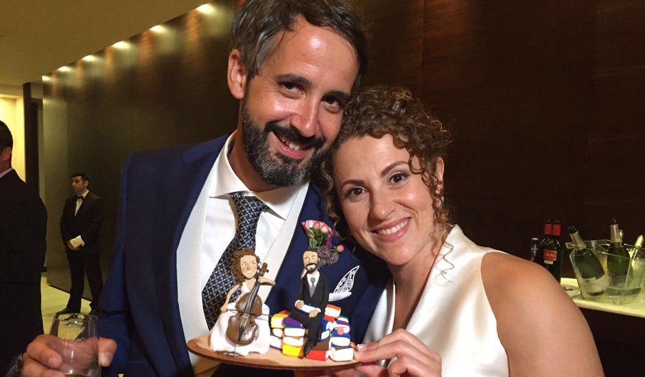 La boda de Álvaro y Eulalia en Gijón, Asturias