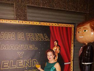 La boda de Manuel y Elena  y Elena 1