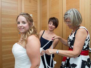 La boda de Wellinton y Marie-Laure 2