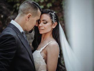 La boda de Ángela y Óscar