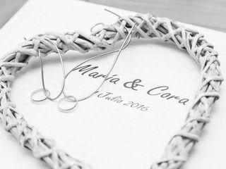 La boda de Cora y Maria 1