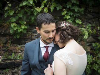 La boda de Marta y Fabio