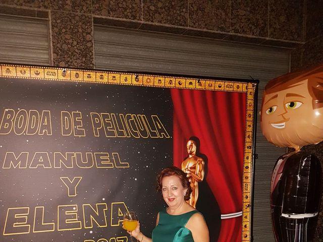 La boda de Elena y Manuel y Elena  en Mairena Del Alcor, Sevilla 2