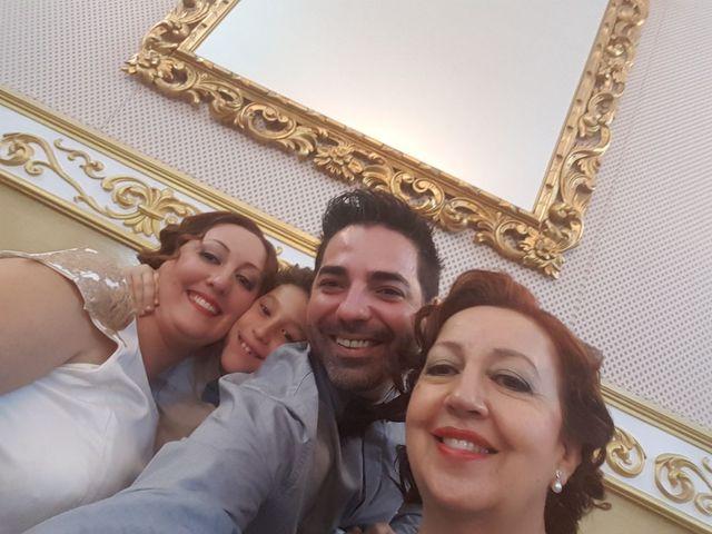 La boda de Elena y Manuel y Elena  en Mairena Del Alcor, Sevilla 5