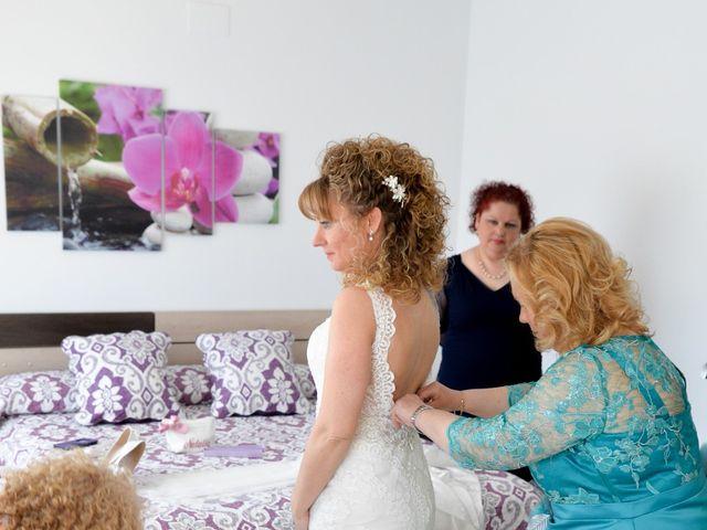 La boda de Jose Luis y Natalia en Montferri, Tarragona 3