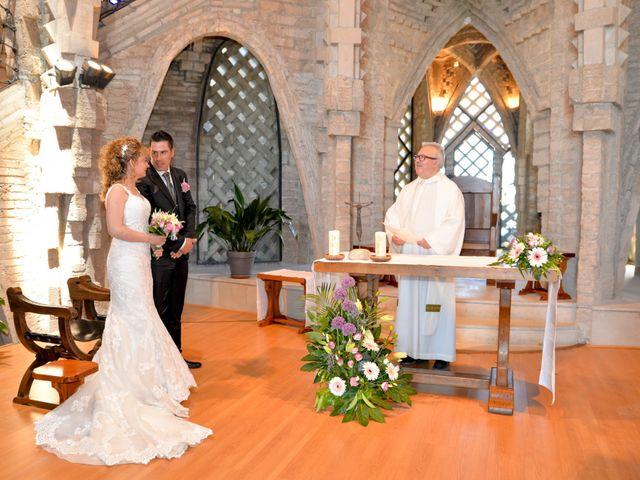 La boda de Jose Luis y Natalia en Montferri, Tarragona 9