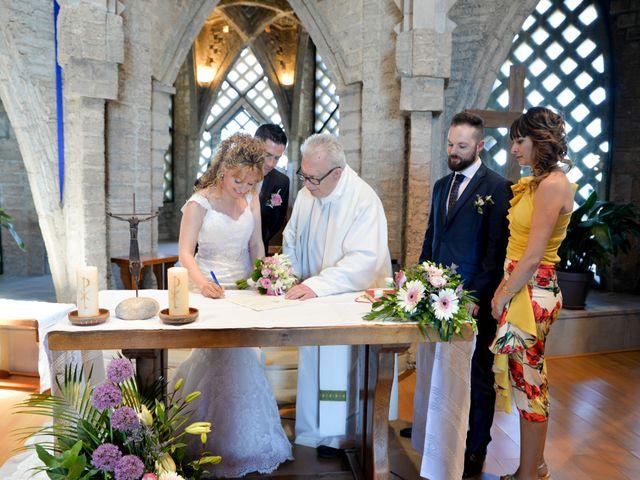 La boda de Jose Luis y Natalia en Montferri, Tarragona 12