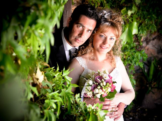 La boda de Jose Luis y Natalia en Montferri, Tarragona 2