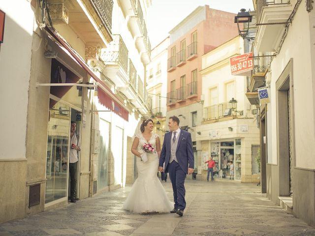 La boda de David y Verónica en Jerez De La Frontera, Cádiz 9