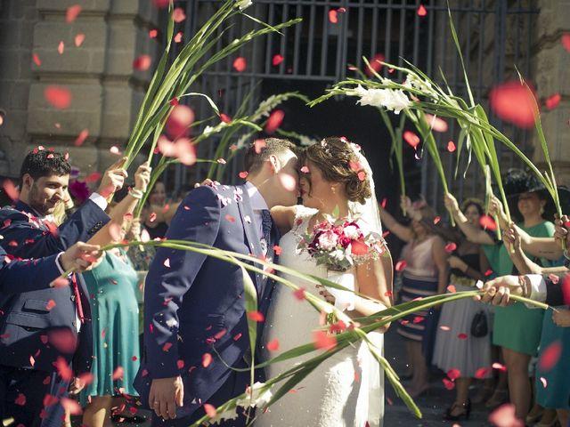 La boda de David y Verónica en Jerez De La Frontera, Cádiz 10