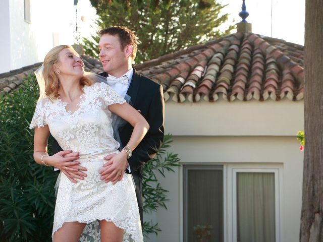 La boda de Jonh y Osana en Málaga, Málaga 6
