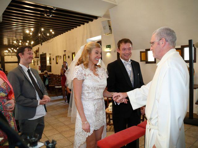 La boda de Jonh y Osana en Málaga, Málaga 9