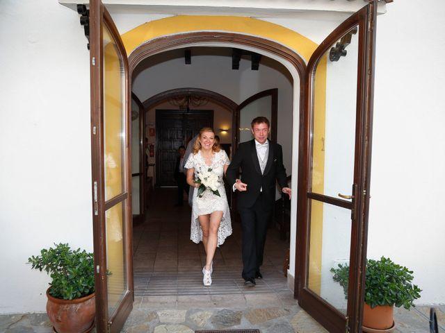 La boda de Jonh y Osana en Málaga, Málaga 13