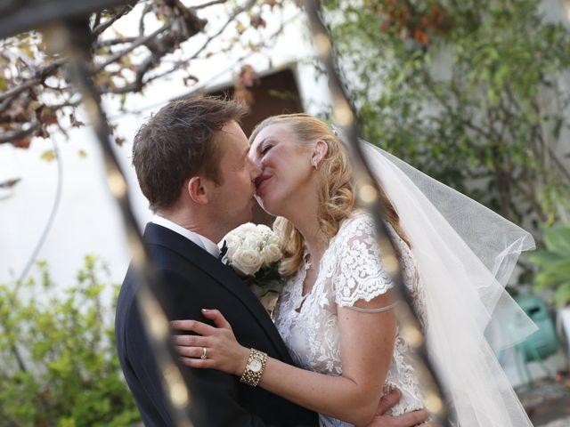 La boda de Jonh y Osana en Málaga, Málaga 1