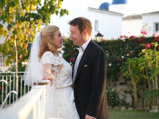 La boda de Jonh y Osana en Málaga, Málaga 16