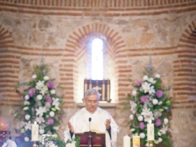 La boda de Sara y Diego  en Pozo De Guadalajara, Guadalajara 4