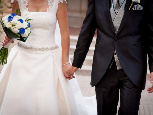 La boda de Sara y Diego  en Pozo De Guadalajara, Guadalajara 5