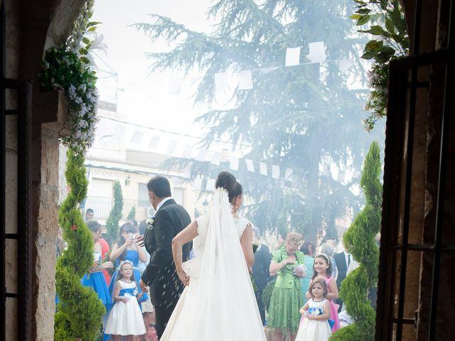 La boda de Sara y Diego  en Pozo De Guadalajara, Guadalajara 8