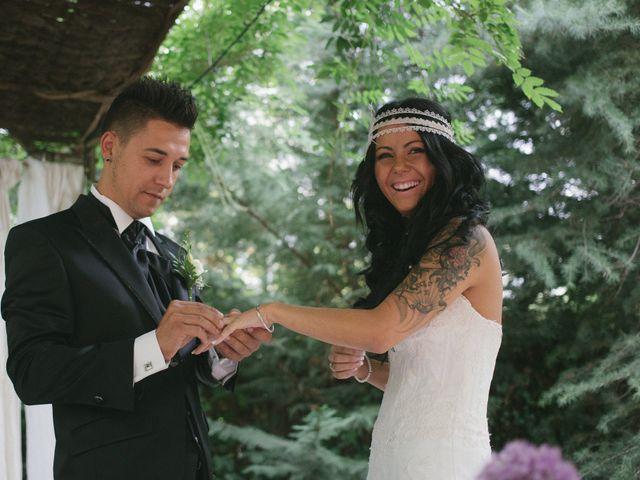 La boda de Montse y Juan