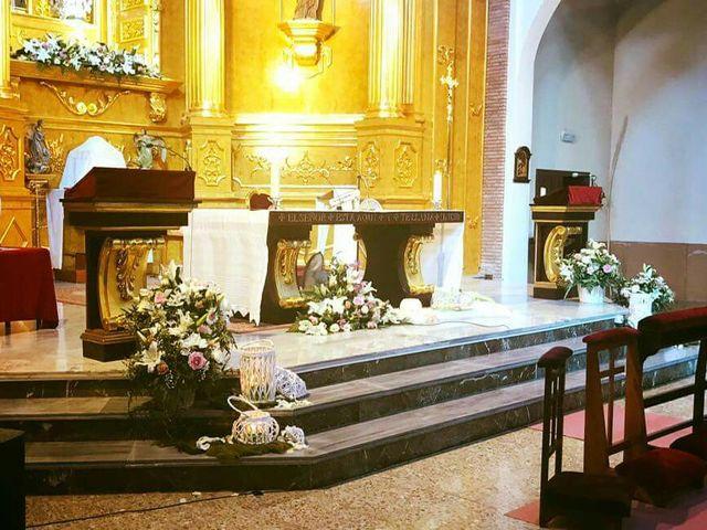 La boda de David y Verónica  en Zarandona, Murcia 1