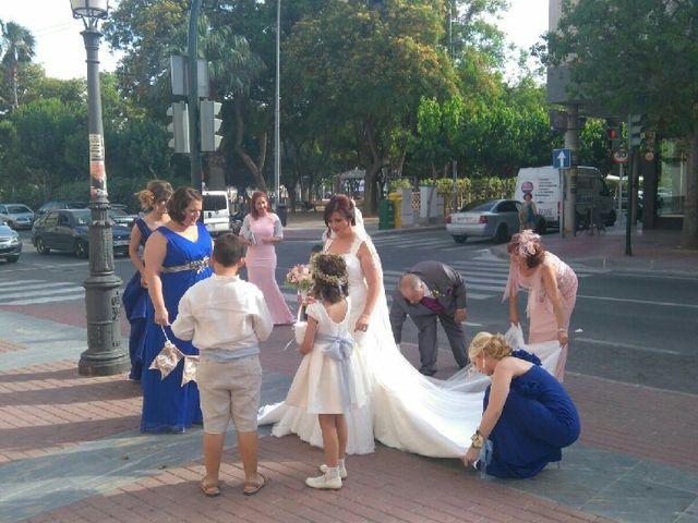La boda de David y Verónica  en Zarandona, Murcia 2