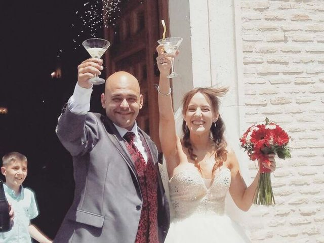 La boda de Juan y Puri en Seseña Viejo, Toledo 6