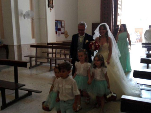 La boda de Juan y Puri en Seseña Viejo, Toledo 1