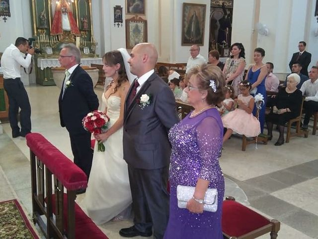 La boda de Juan y Puri en Seseña Viejo, Toledo 2