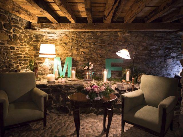 La boda de Fabio y Marta en Sahun, Huesca 2