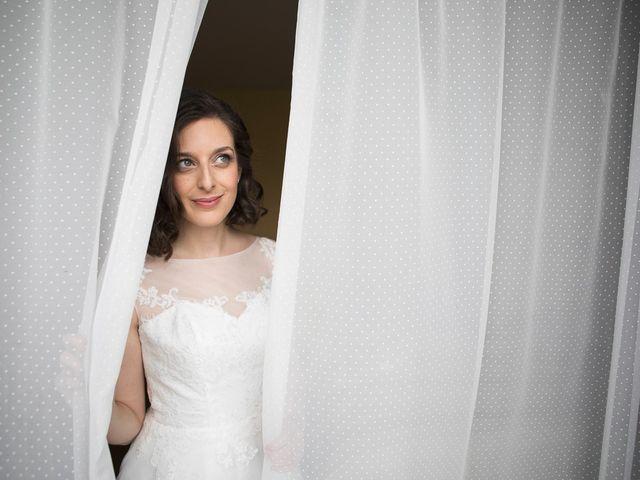 La boda de Fabio y Marta en Sahun, Huesca 5