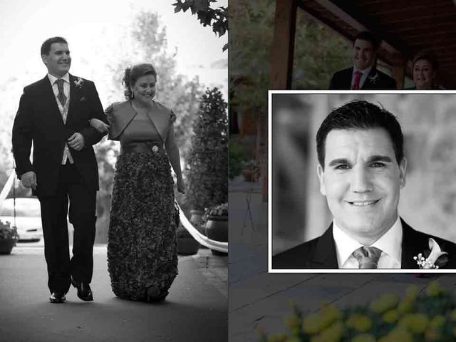 La boda de Felix y Sara en Morata De Tajuña, Madrid 7