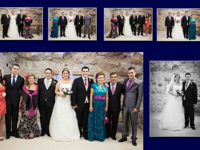 La boda de Felix y Sara en Morata De Tajuña, Madrid 9