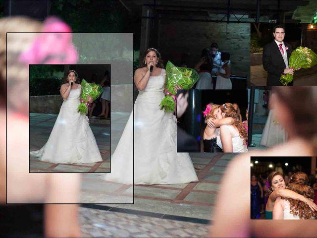 La boda de Felix y Sara en Morata De Tajuña, Madrid 2