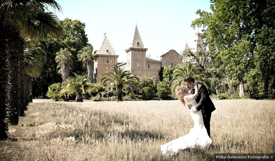 La boda de Jose Luis y Natalia en Montferri, Tarragona
