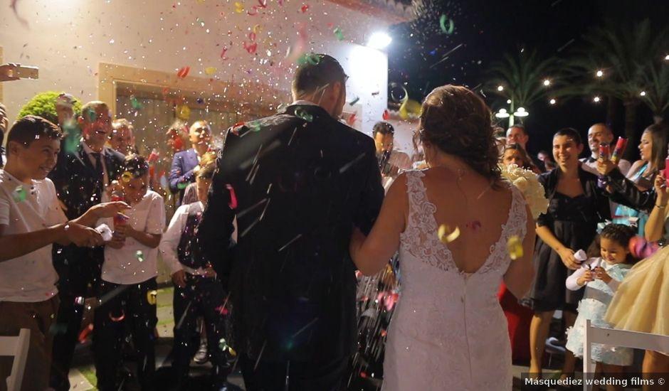 La boda de Benja y Laia en Xàbia/jávea, Alicante