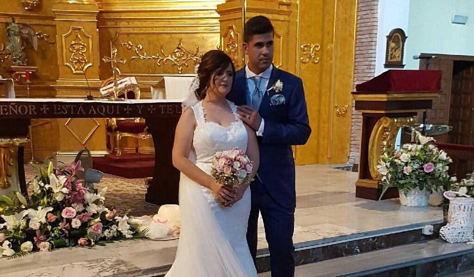 La boda de David y Verónica  en Zarandona, Murcia