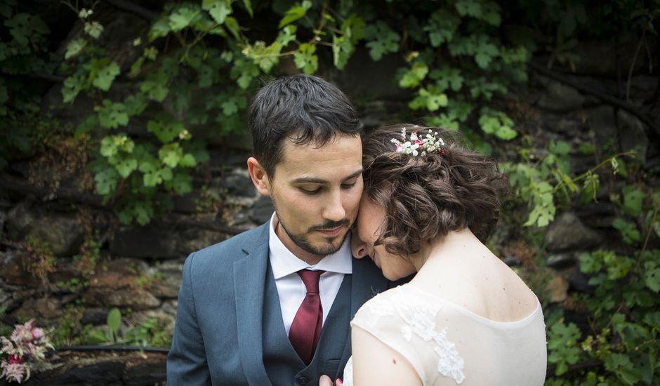 La boda de Fabio y Marta en Sahun, Huesca