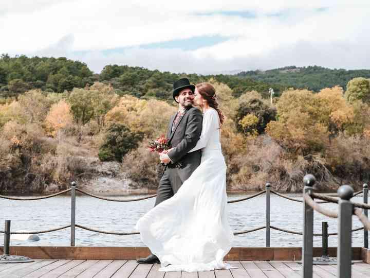 La boda de Monica y Sergio