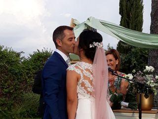 La boda de Gremy  y David