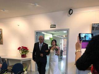 La boda de Rojina  y Nir 3