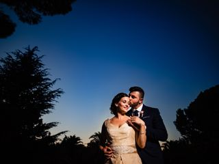 La boda de Aurora y Borja 1