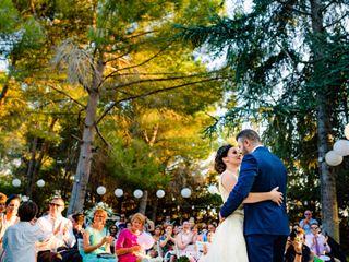 La boda de Aurora y Borja