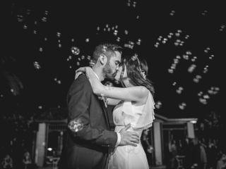 La boda de Vanessa y Eduardo