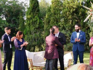 La boda de Daniel y Isaac 3