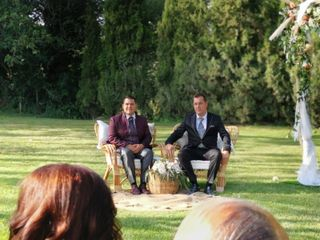 La boda de Daniel y Isaac 2
