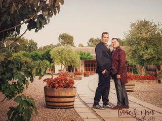La boda de Daniel y Isaac