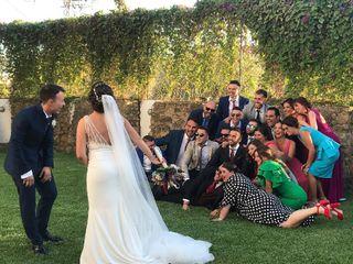 La boda de Irene y Francisco