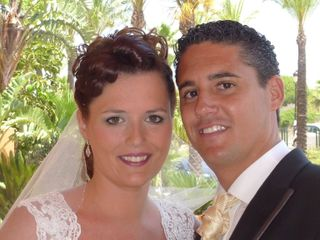 La boda de Álvaro y Mariló 1