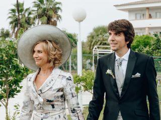 La boda de Sílvia y Ricard 1